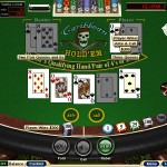 Casino Games - Win Palace Caribbean Hold Em Poker